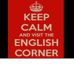 keep calm Study english
